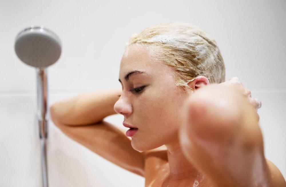 See on üks asi su vannitoas, mida peaksid vähemalt kord kuus pesema, aga oleme 100% kindlad, et sa ei tee seda