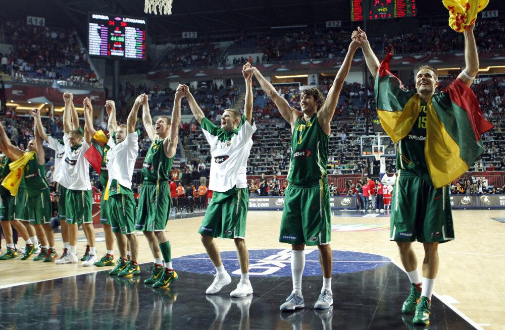 Täna õhtul! Kuidas noor ja ambitsioonikas Leedu koondis Teodosiči ja Co üle mängis