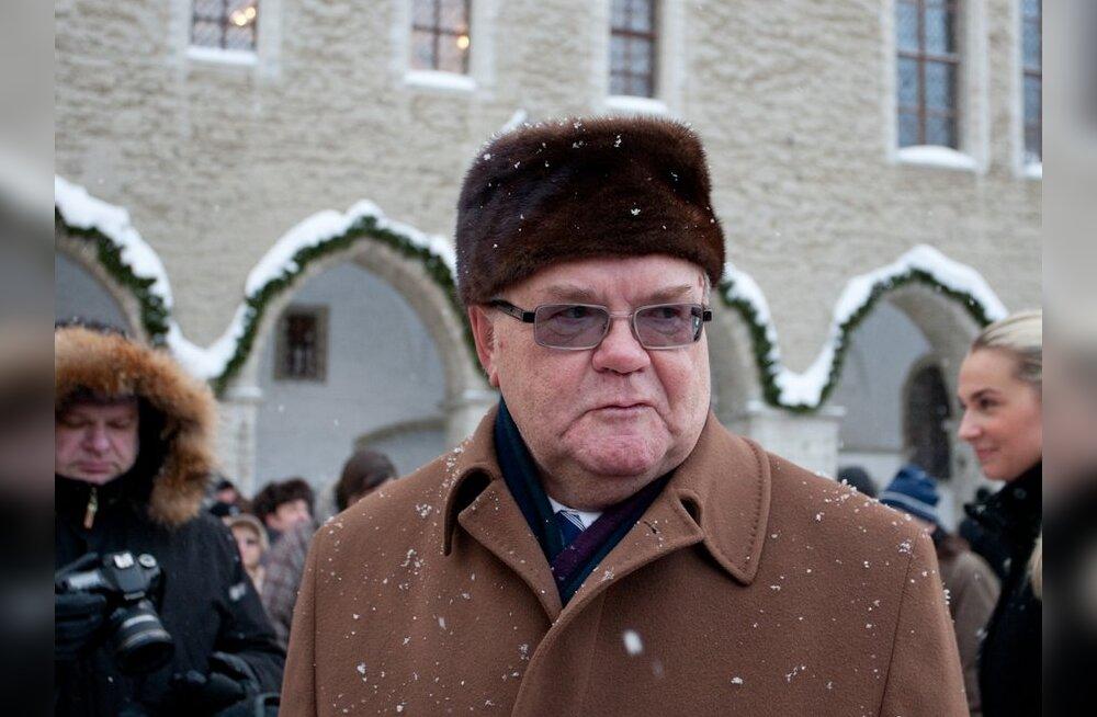 """""""Ma ei imestaks, kui kapo ja FSB Savisaare loos koostööd tegid"""""""