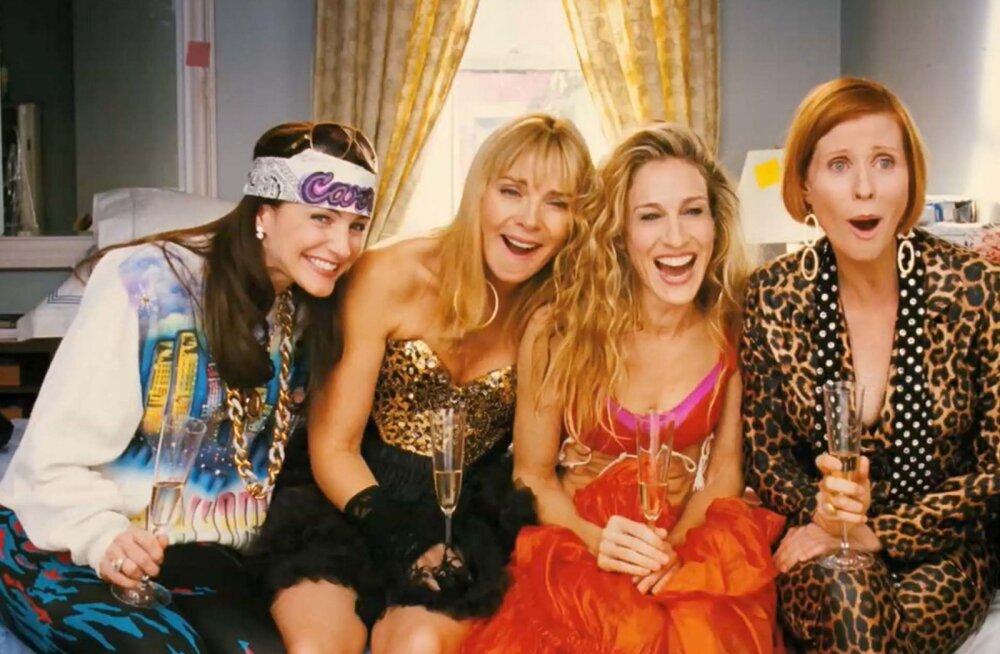 10 sõpra, kes igal naisel olemas peaksid olema