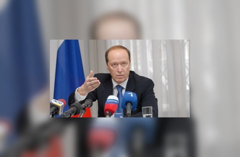 Vene suursaadik vältis Riias küüditamise mälestusüritust