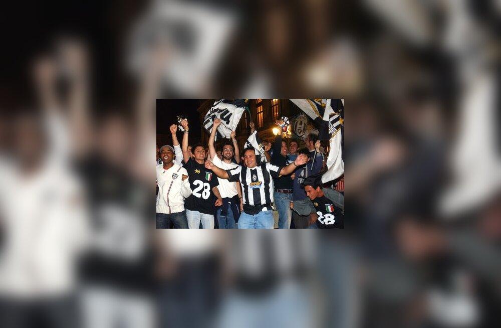 Juventuse fännid