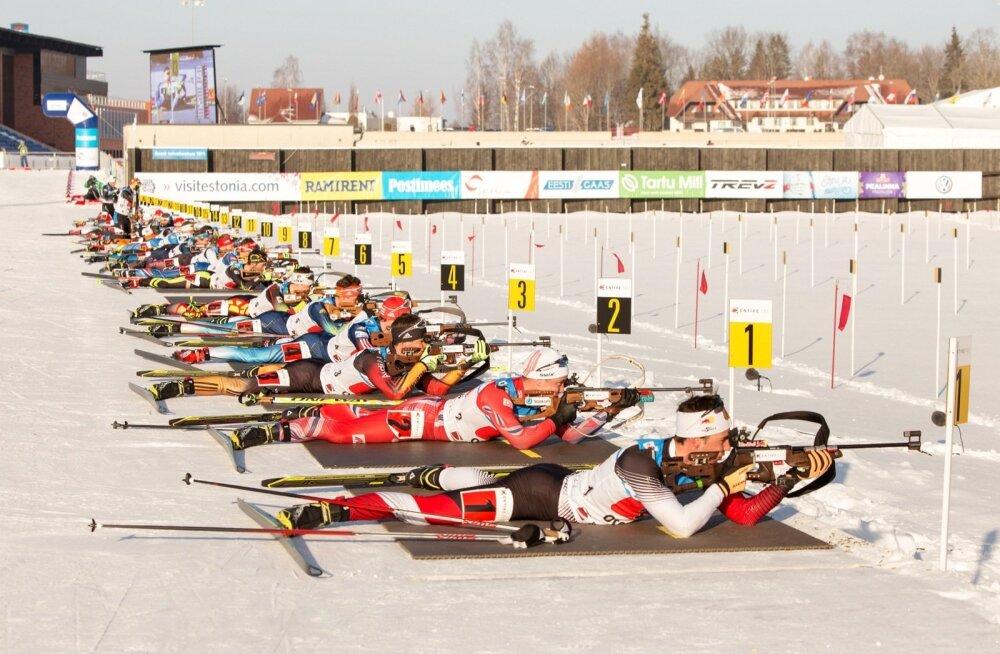 Eesti laskesuusatamine on kätt harjutanud IBU karikasarja etappide ja juunioride EM-i korraldamisega, nüüd oleks aeg asuda MK-etapi kallale.