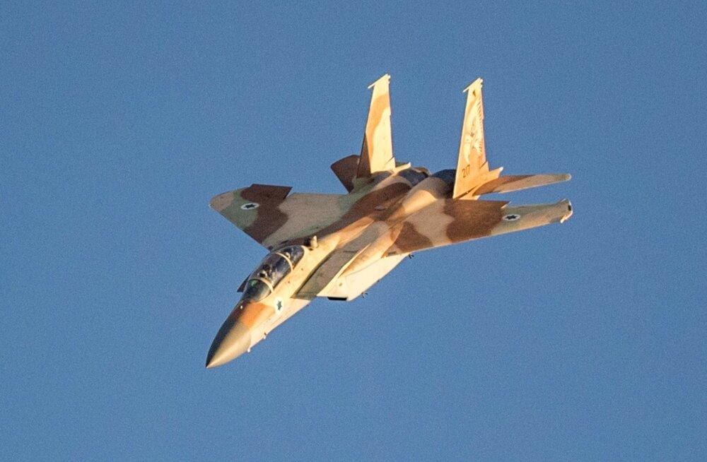 Süüria armee teatel hukkus Iisraeli õhurünnakus kaks sõdurit