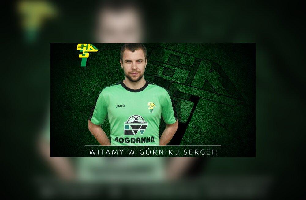 Eesti koondise poolkaitsja läks Poola klubi päästma