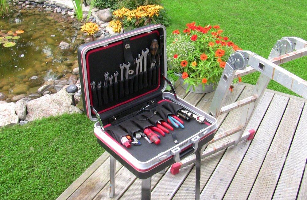 tööriistakomplekt, mutrivõti