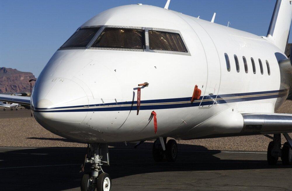 Uued lennukid lähevad nagu soojad saiad.