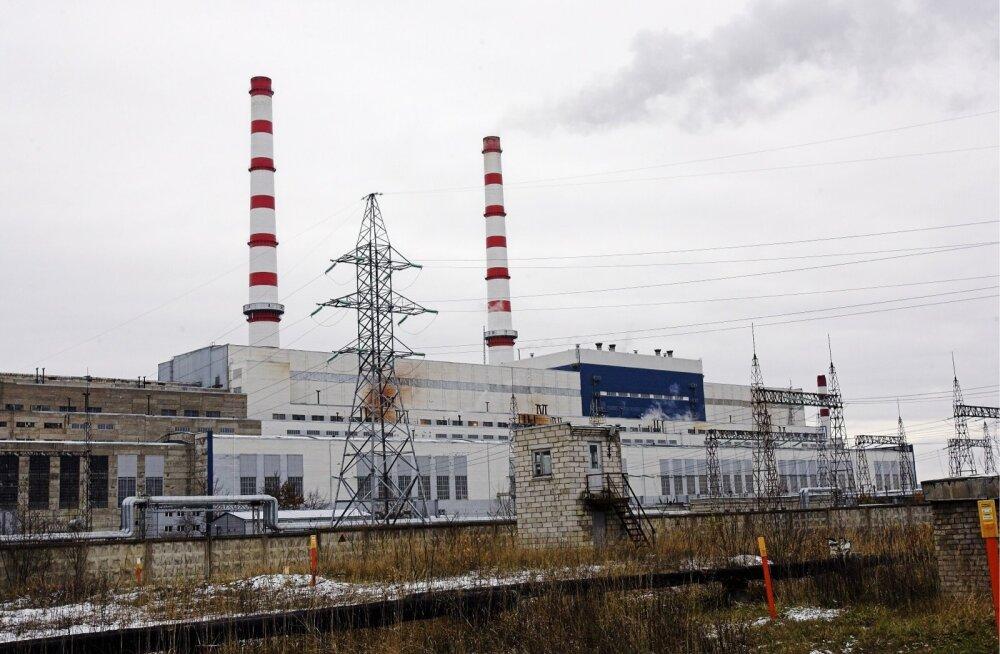 Balti elektrijaam Narvas.