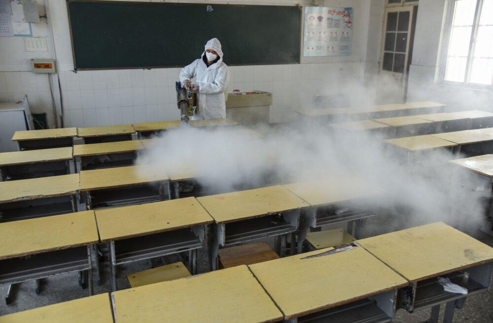 UNESCO: koolid on koroonaviiruse tõttu täielikult sulgenud 22 riiki