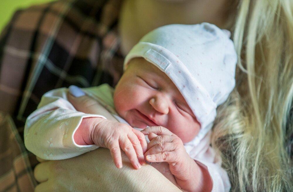 c889a42eb06 Aprillis registreeriti 1023 sündi, populaarsemad nimed olid Sofia ja ...