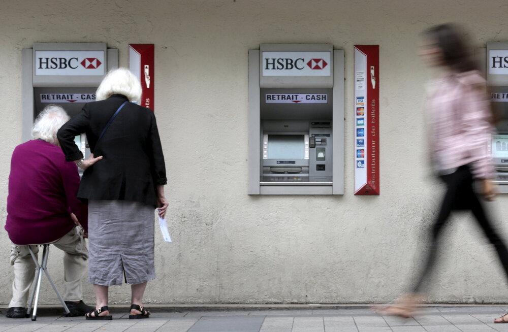 Vaata, millistel pankadel on enim Kreeka riske