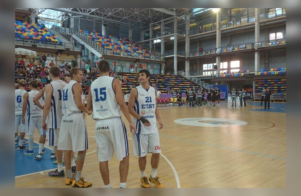 Eesti korvpalli tulevik on heades kätes