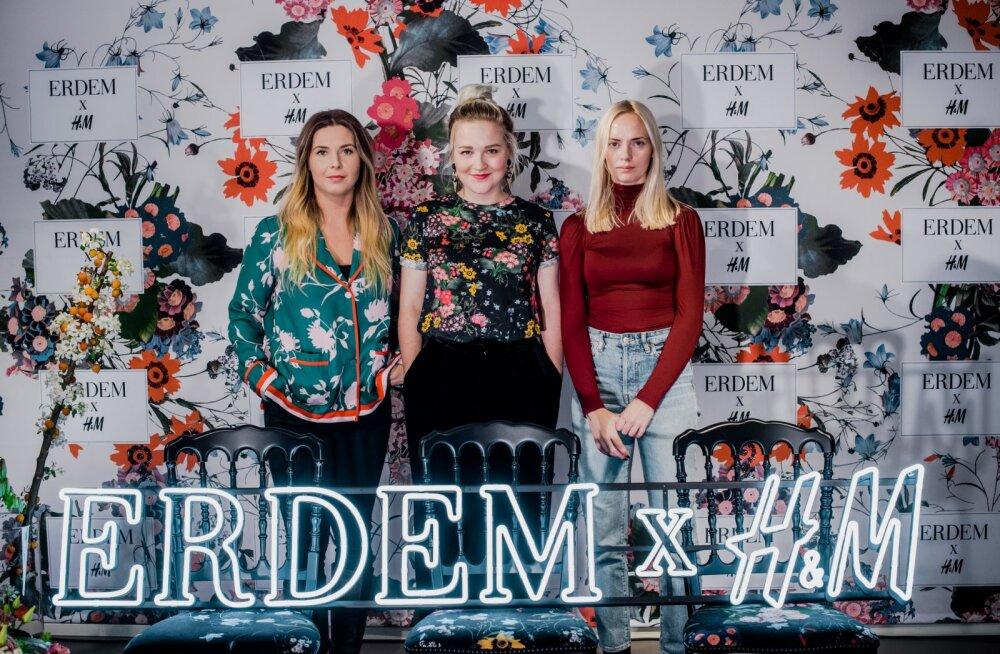 Коллекция ERDEM x H&M от именитого, но малоизвестного широкой публике дизайнера: будет ли она продаваться в Эстонии?