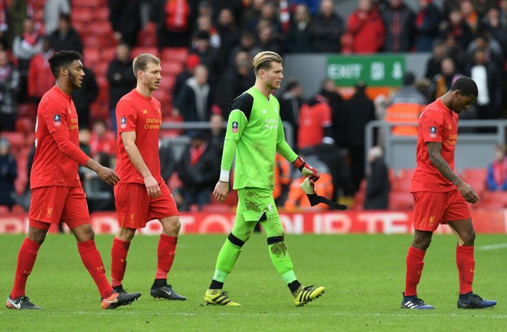 Fännid nõuavad, et Liverpool Klavani juba maha müüks