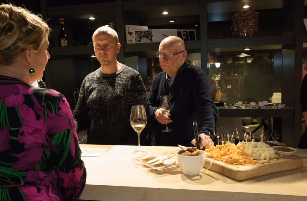 Provence'i veinide õhtu Carpe Vinumis