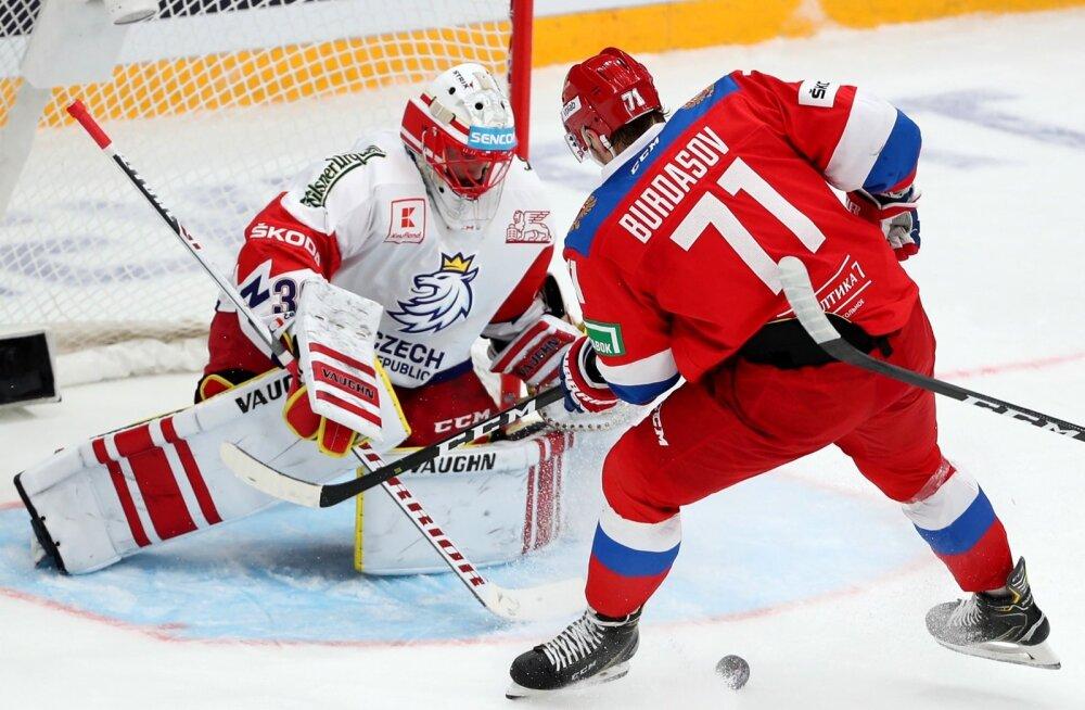 Venemaa vs Tsehhi