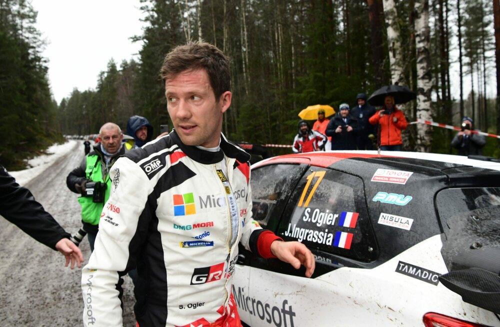 Tommi Mäkineni soov on täitumas: Ogier on öelnud, et tahab meiega jätkata