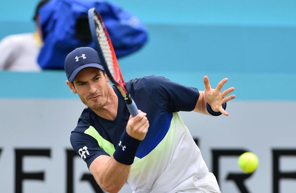 Andy Murray võib vigastuse tõttu Wimbledonilt eemale jääda