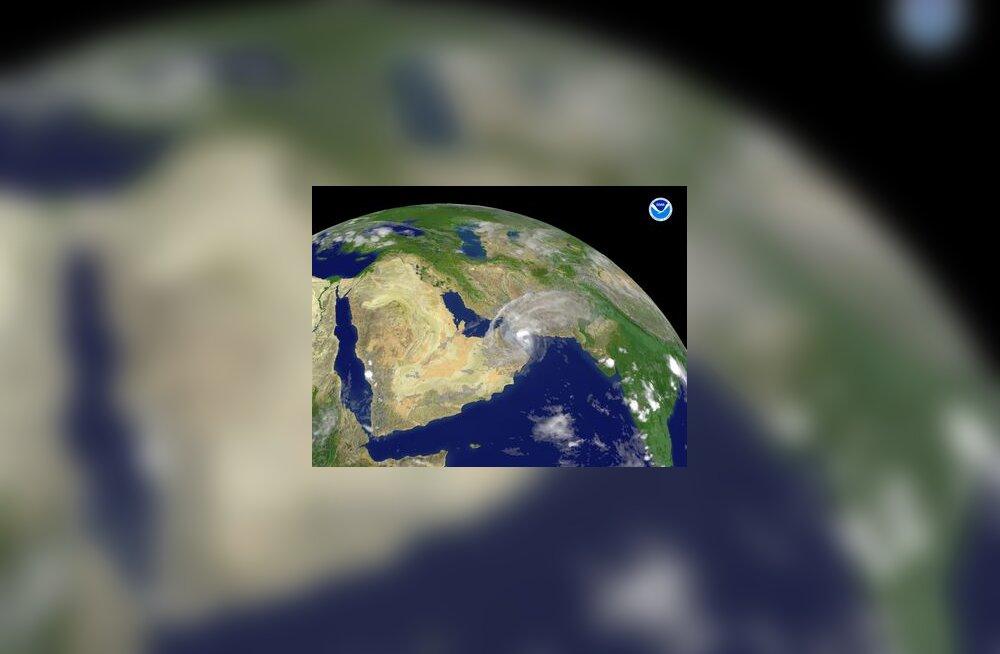Araabia poolsaar, Pärsia laht, nafta