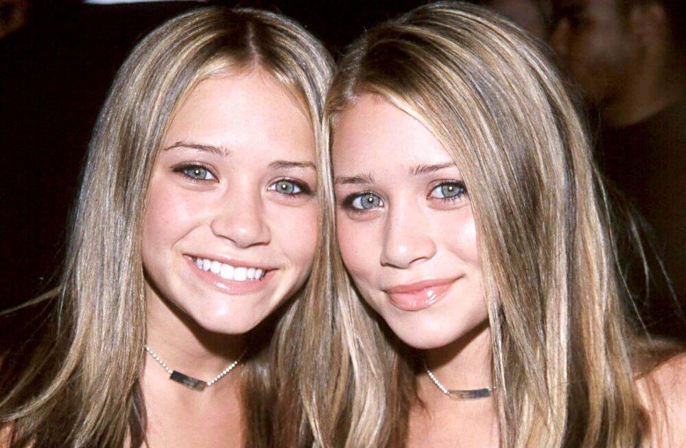 Mis on juhtunud Olseni kaksikutega? Palju vanemate meestega sebivad õed on oma elu täielikult muutnud