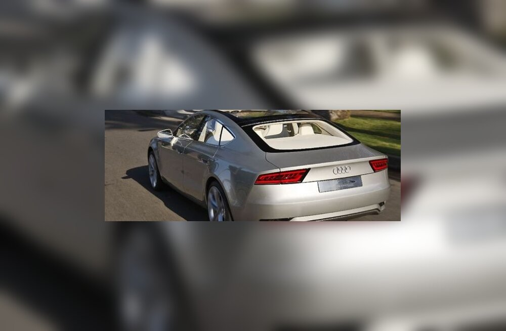 Aulik Audi A7 on superautoliku võimu ära teeninud