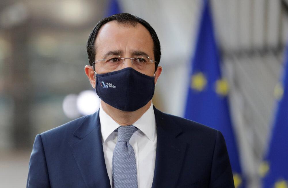 Küprose blokk ei lasknud Euroopa Liidul Valgevene ametnikele sanktsioone kehtestada