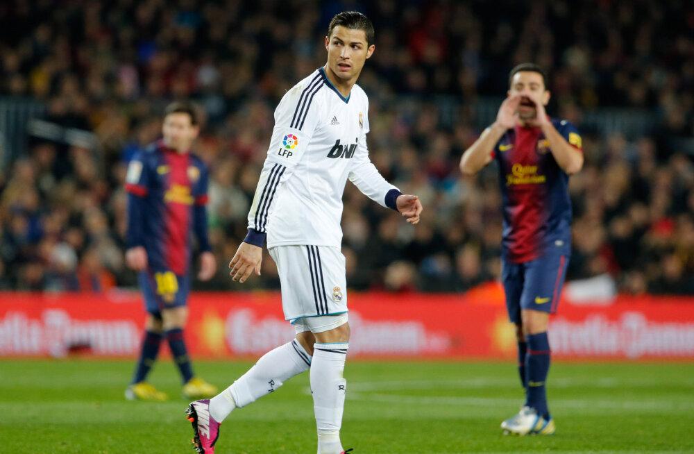 Cristiano Ronaldo: miks mind peaks huvitama kellegi Xavi arvamus? Kus ta üldse mängib?