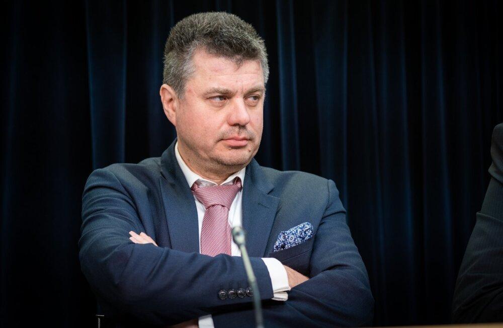 Рейнсалу: возмущение застрявших на польской границе понятно, но местные власти нарушили уговор