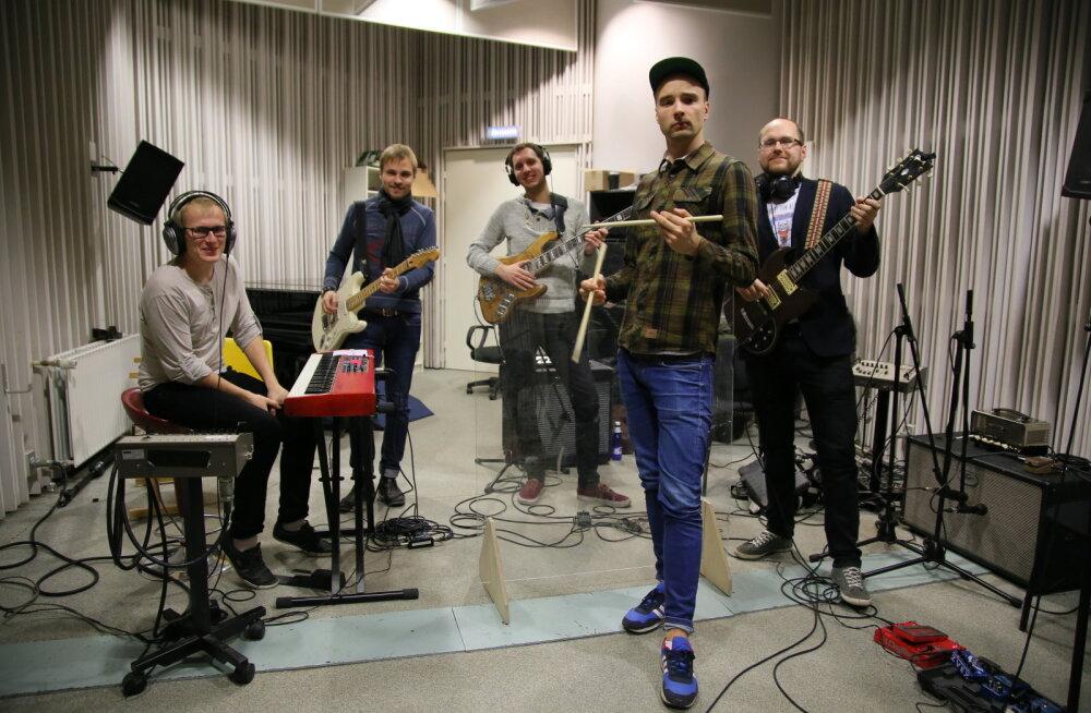 KUULA: Progeroki bänd Põhja Konn avaldas Betti Alveri luuletuse põhjal sündinud singli