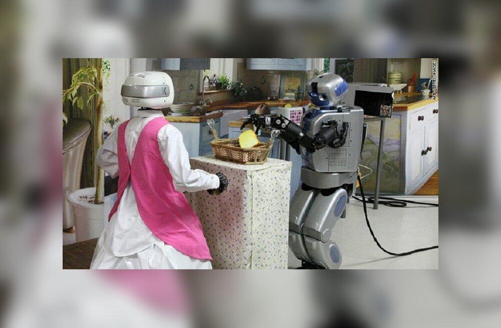 Нация, которая создает и любит роботов. Почему именно корейцы?