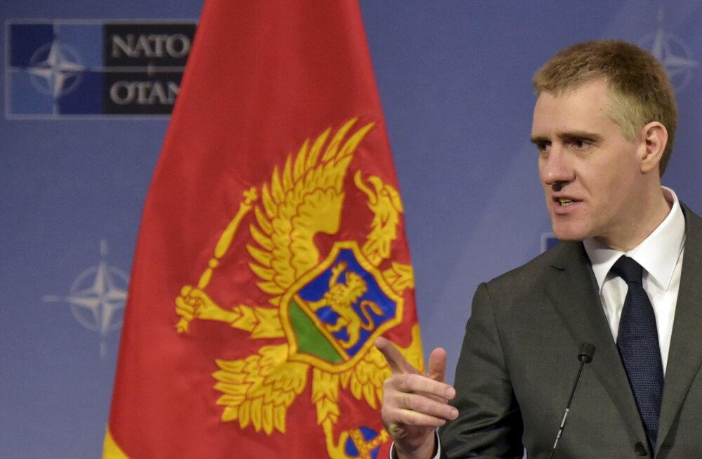Члены Рийгикогу сформировали группу по парламентским связям с Черногорией