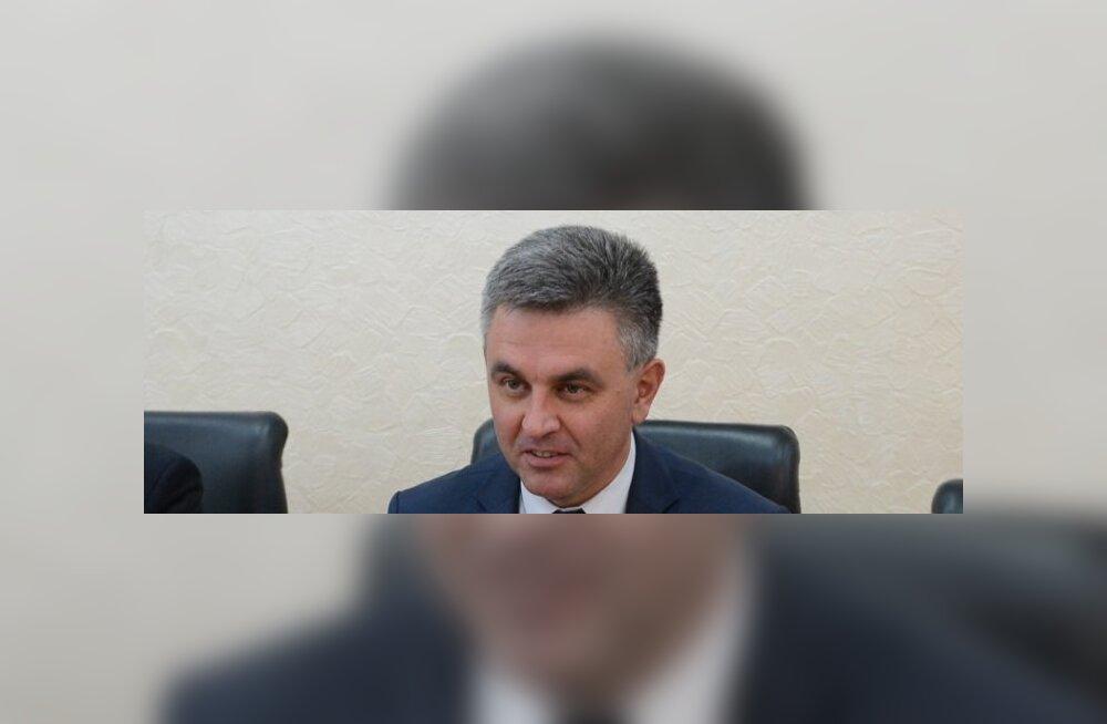 Tunnustamata Transnistria presidendivalimised võitis Vadim Krasnoselski