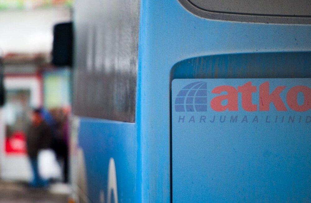 Предприятие Atko потеряло еще одну автобусную линию