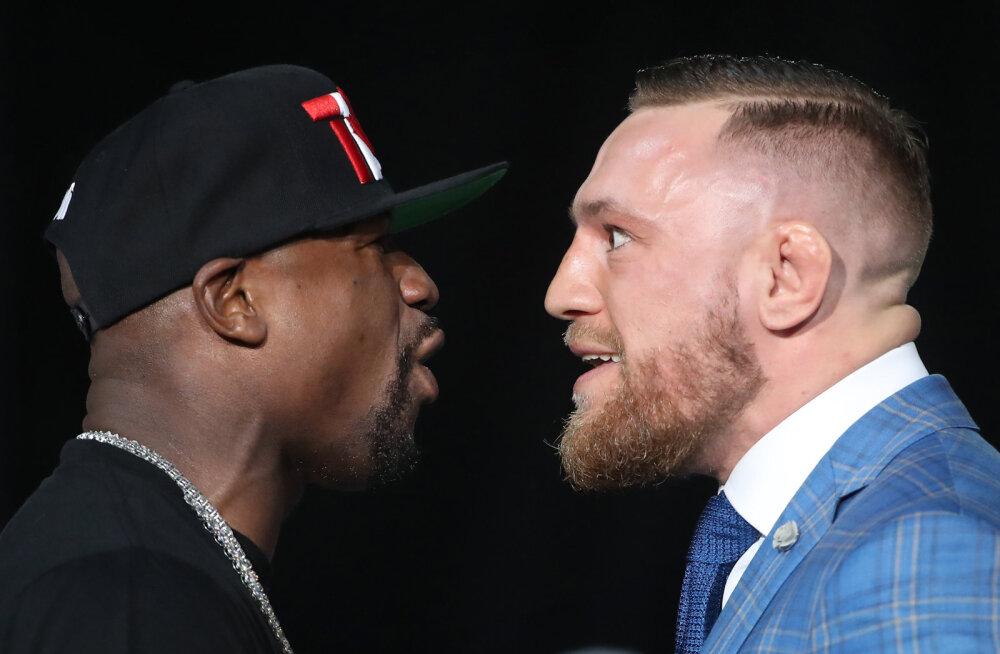 Mayweather tunnistas, et McGregor on temast tõesti parem!