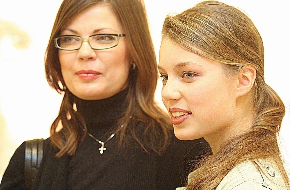 Hannele Tiik ja Ly Ranne