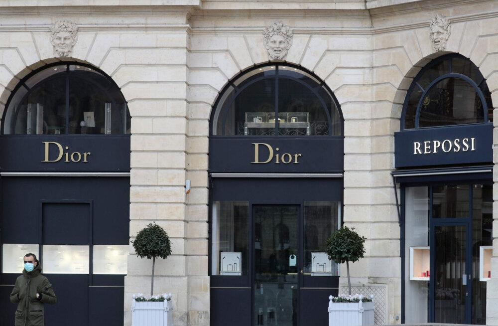 ФОТО И ВИДЕО | Dior показал, как швеи работают из дома вместе с детьми