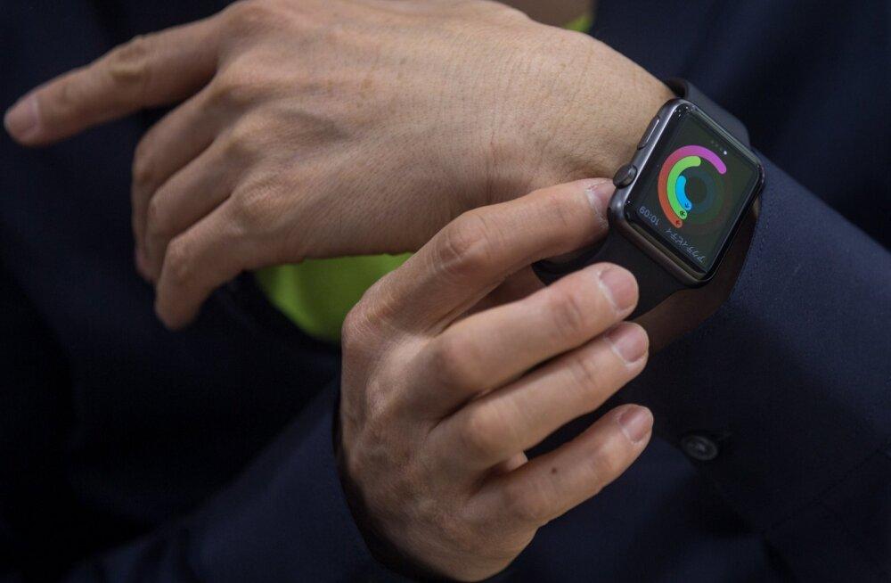 Forte kommentaar: Apple'i nutikella Watch aku on pisem kui rivaalidel (aga suurus ei loe ju)