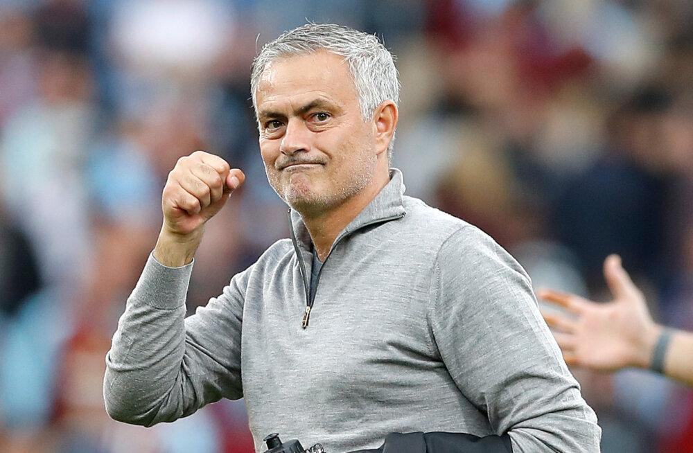 Jose Mourinhost sai Tottenham Hotspuri uus peatreener