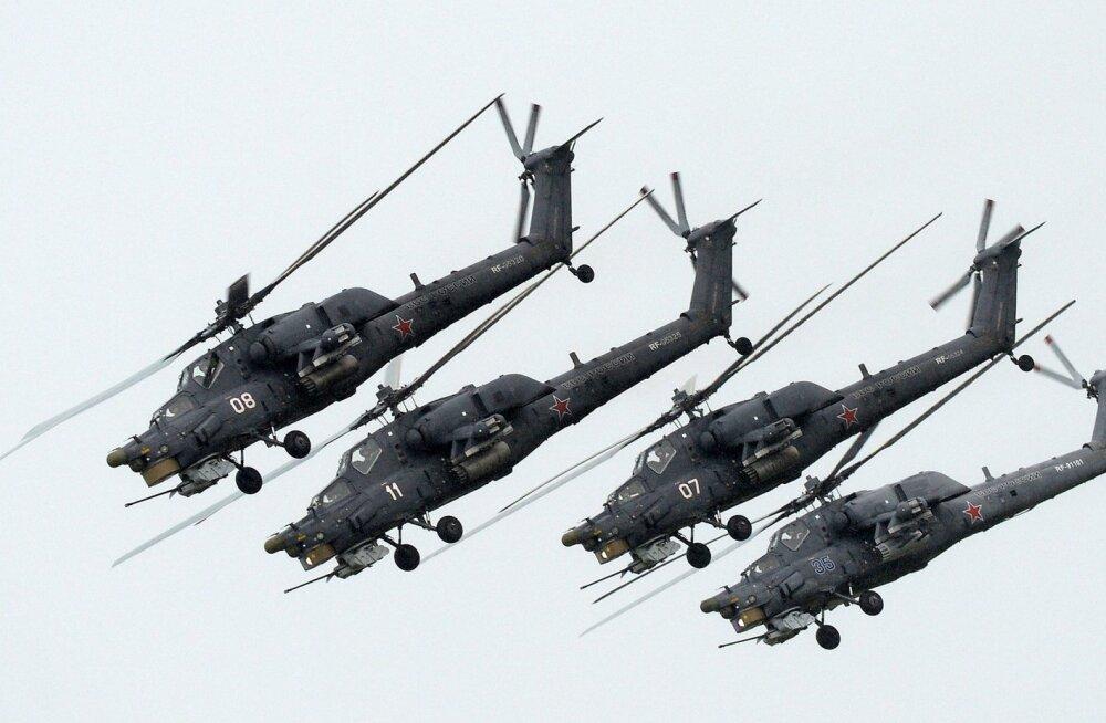 В 55 км от побережья Эстонии: Россия построила вертолетную базу на острове в Финском заливе