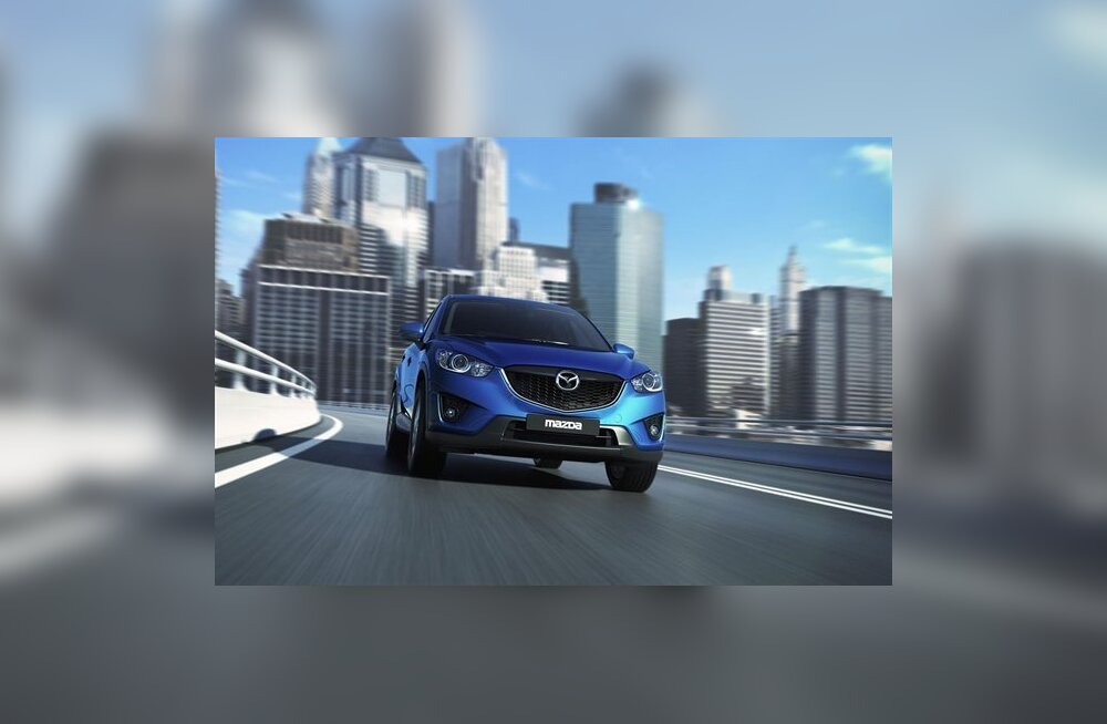 """""""Автомобилем года в Японии"""" признан кроссовер Mazda CX5"""