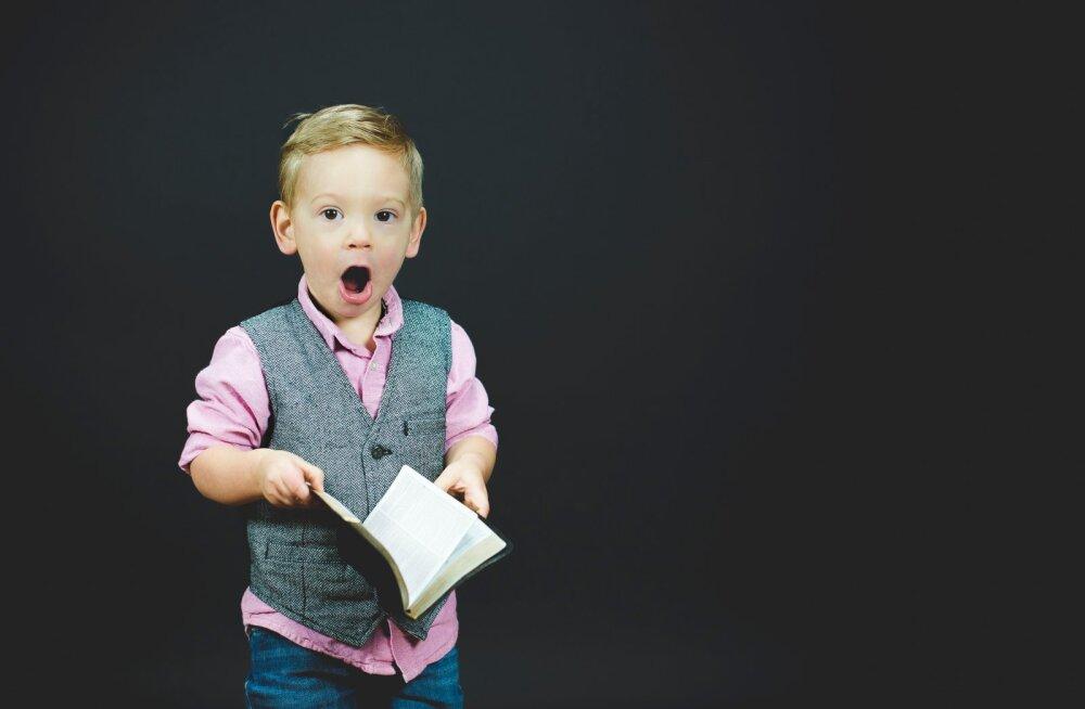 20 fakti, et tõestavad, et sul on õigus — su laps ongi äärmiselt andekas!