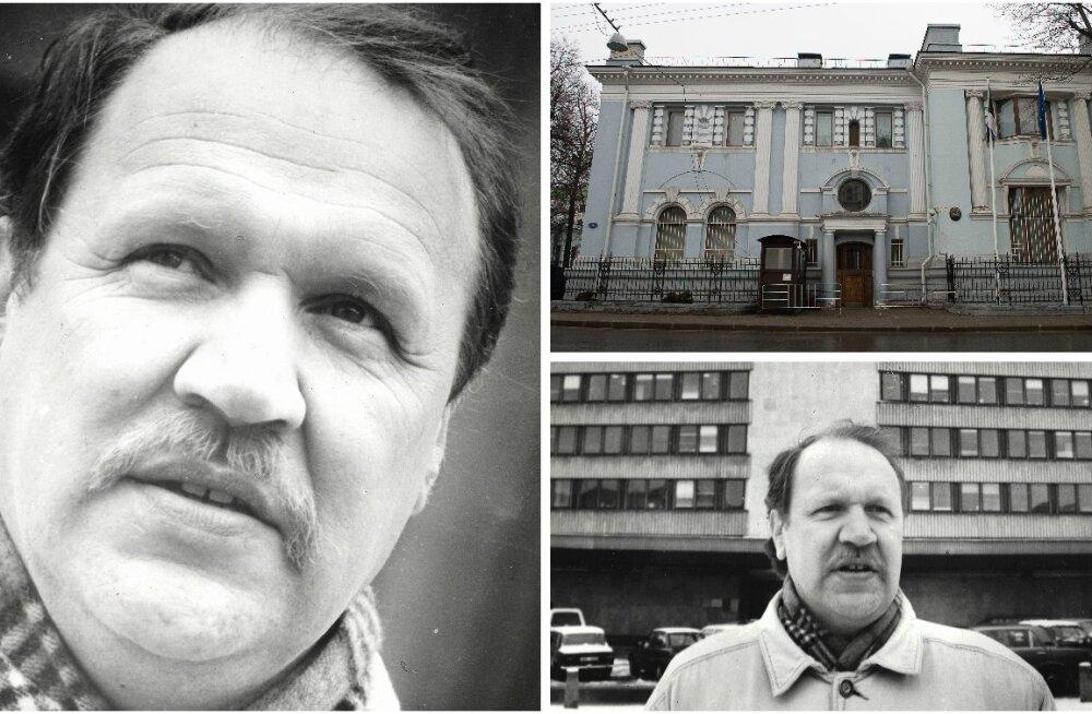 Mart Helme, Eesti suursaatkonna hoone Moskvas