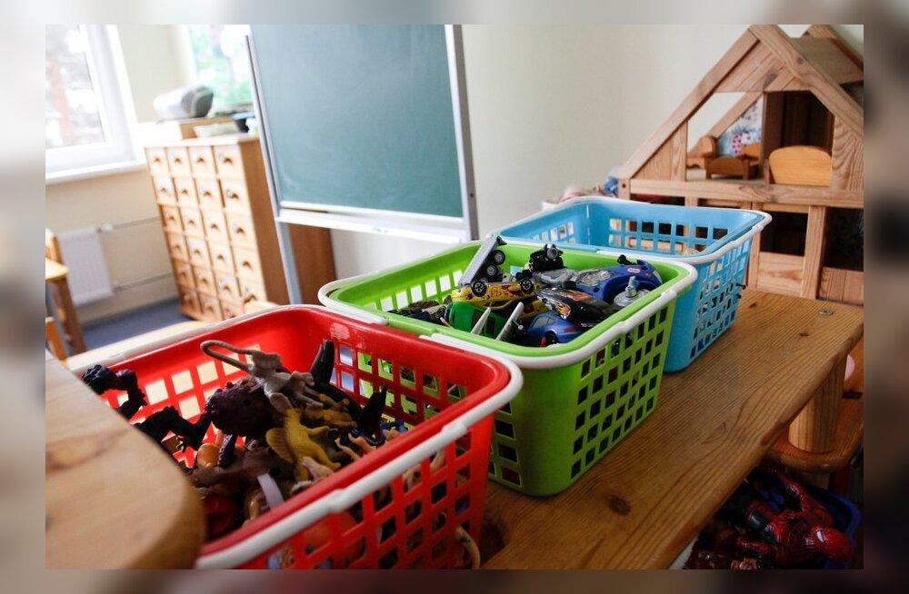 Uued teeninduspiirkonnad võimaldavad lapsele lähimat lasteaeda