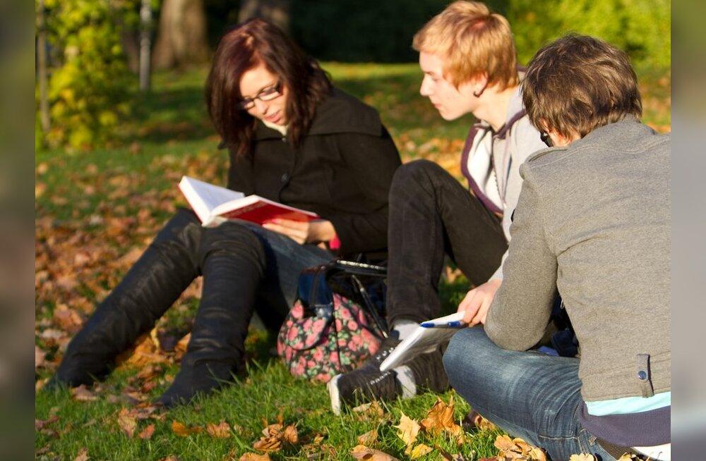 Eesti noorteprojekte toetati üle 2,4 miljoni krooniga
