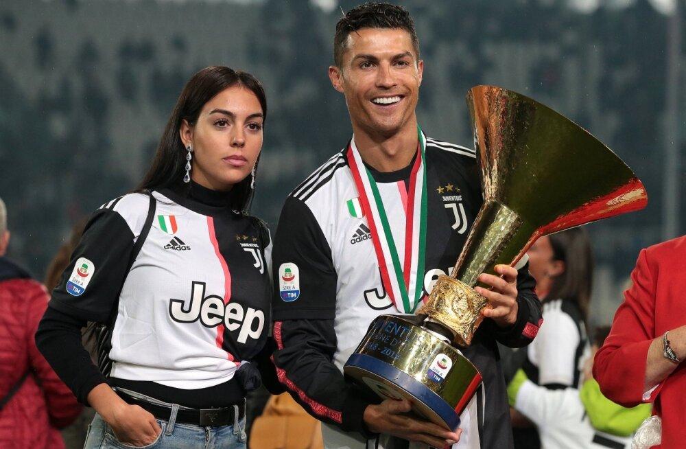 Cristiano Ronaldo esimene hooaeg Torino Juventuses oli edukas.
