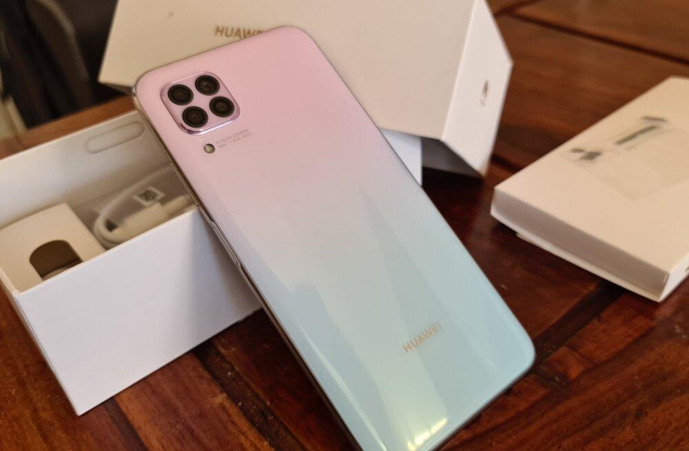 EKSKLUSIIV | Karbist välja: Huawei toob Eestisse pärast aastast pausi päris uue mobiili