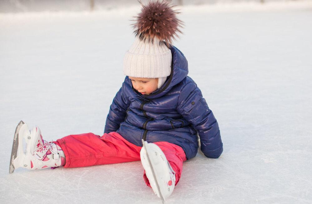 Фигурное катание детям: тренируемся без травм