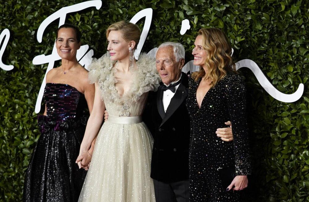 TOP 5   Üks maailma armastatumaid moedisainereid, Giorgio Armani avaldab, millised VIIS riideeset võiksid iga naise garderoobi kuuluda