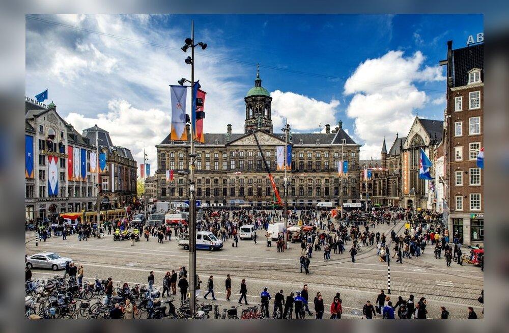 Amsterdami linnapuhkuse reisijuht