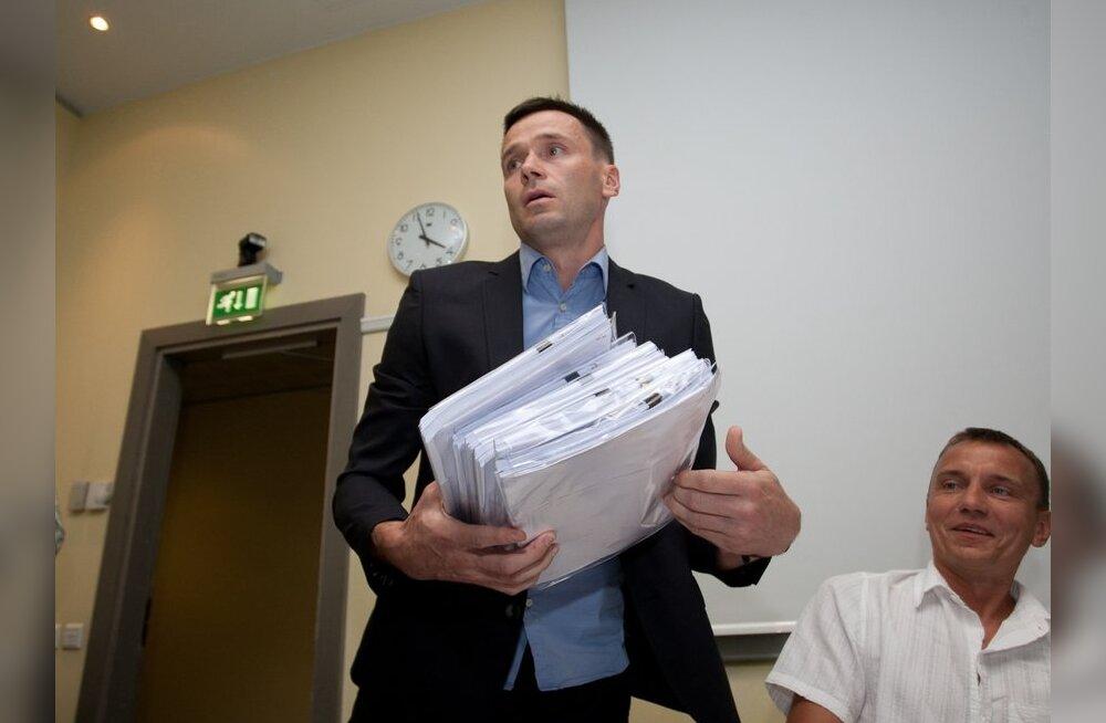 Suusaliidu peasekretär Jüri Järv